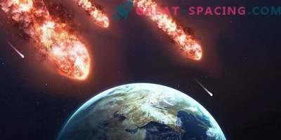 NASA opozarja: 3 veliki asteroidi se približajo Zemlji