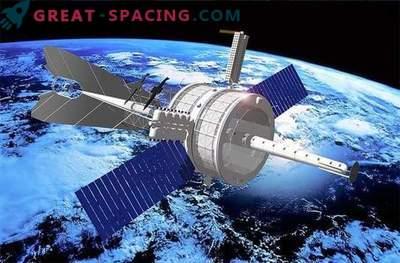 La NASA progetta di costruire un'astronave interstellare sull'orbita terrestre
