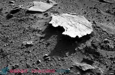 Mars rover Curiosity je odkril