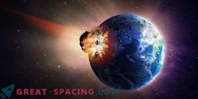 Nach einem Asteroideneinschlag kann das Leben wiedergeboren werden. Neue Forschung