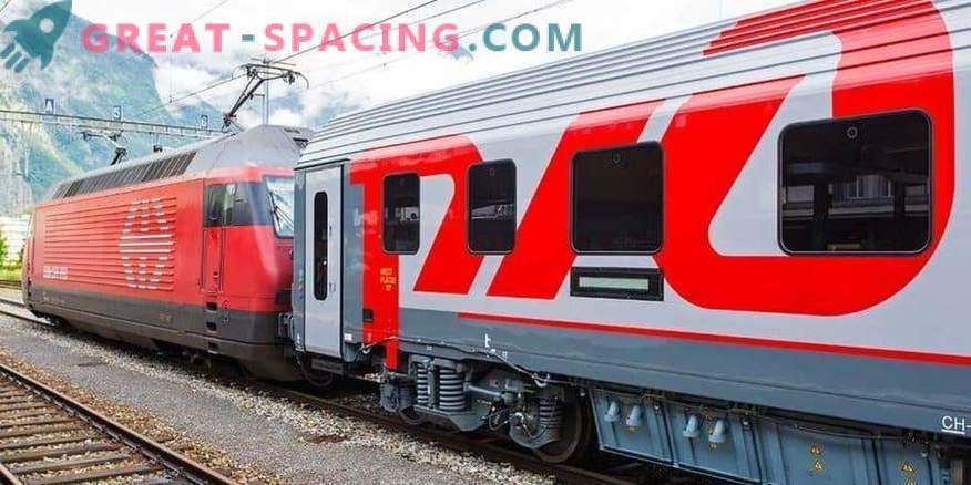 Compra de boletos de tren en línea
