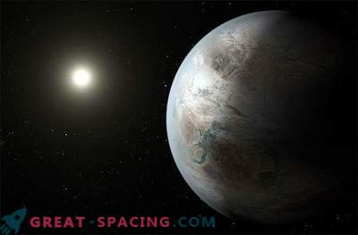 Kepler-452b: the closest Earth-like exoplanet