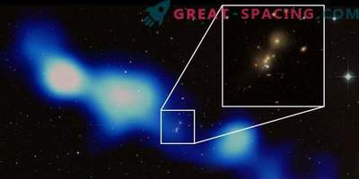 Indian astronomers have found a giant radio galaxy