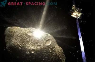 Načrtujemo snemanje asteroida, da vidimo, kaj bo vodilo do