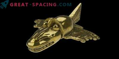 Why the Inca artifact resembles an aircraft