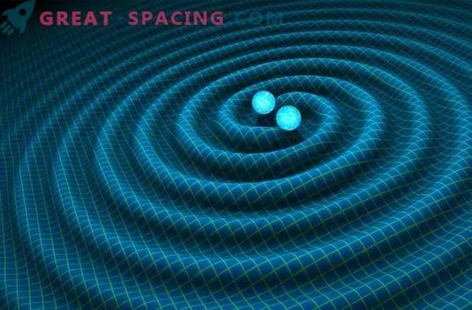 Čudovite črne luknje spet ustvarjajo gravitacijske valove