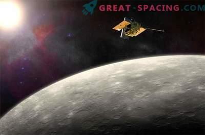 Zbogom za vedno! NASA-jeva naprava v Merkurjevi orbiti počiva v kraterju