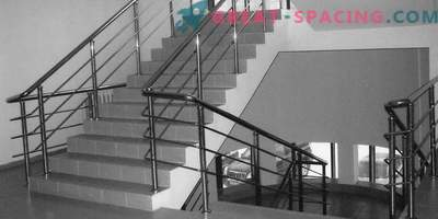 Quality stainless steel railings