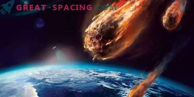 Acima da Terra ameaçada? Nós sobreviveremos ao vôo do asteróide em 2028?