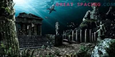 Atlantis gefunden? Ein großer Asteroid könnte die