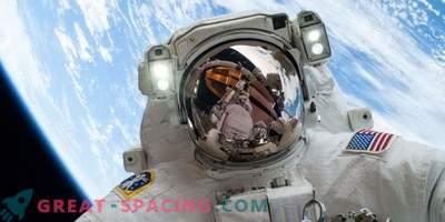 Nuovo braccio robotico per la stazione spaziale