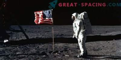 ¿Dónde desapareció la entrada de la NASA en el aterrizaje de los astronautas en la luna