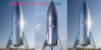 Ilon Musk demonstreerib Marsi raketi prototüüpi