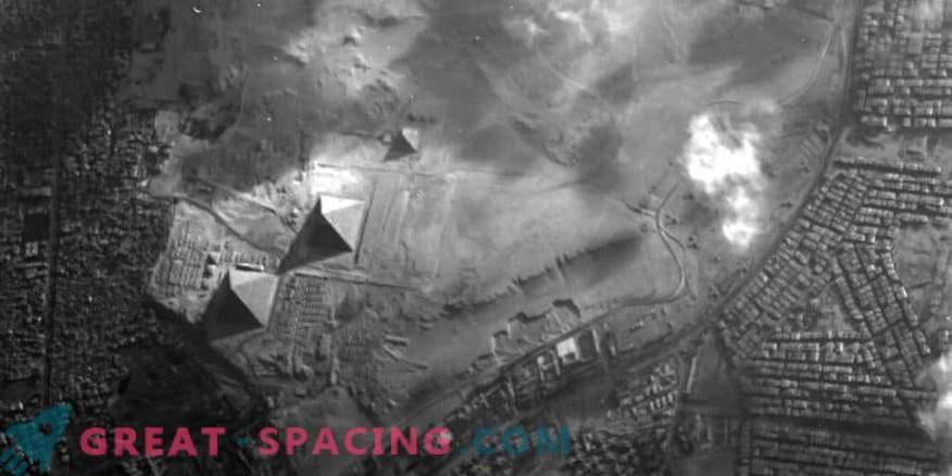 Proba-1 satellite captures pyramids