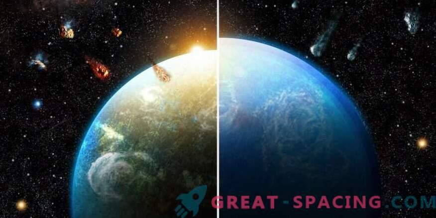 ¿Qué papel desempeñó la supernova en la configuración de las condiciones para la vida terrenal