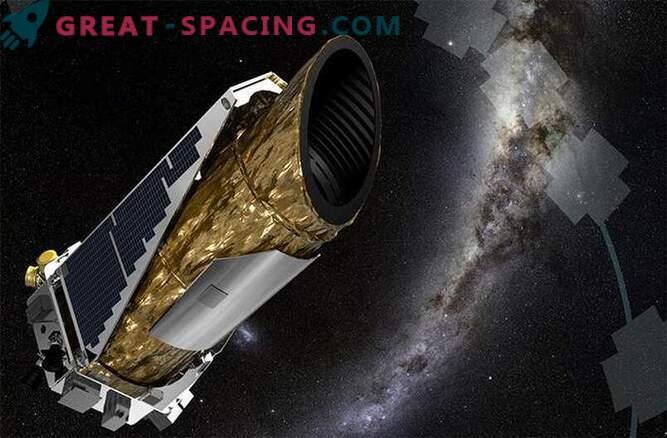 След новия старт Kepler откри първата екзопланета