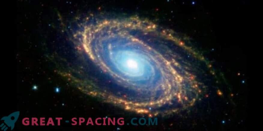 Was ist die Kraft der hellsten Galaxien?