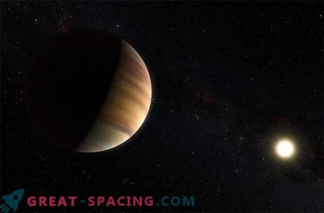 Exoplanet avastati kõigepealt selle valguse tõttu.