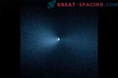 Hubble nägi komeeti pöörlemist pärast selle läbimist