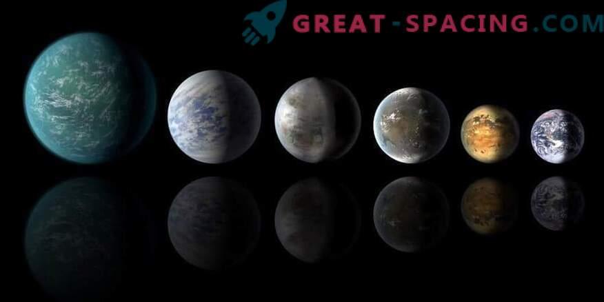 80 кандидати за екзопланети бяха идентифицирани за рекордно кратко време