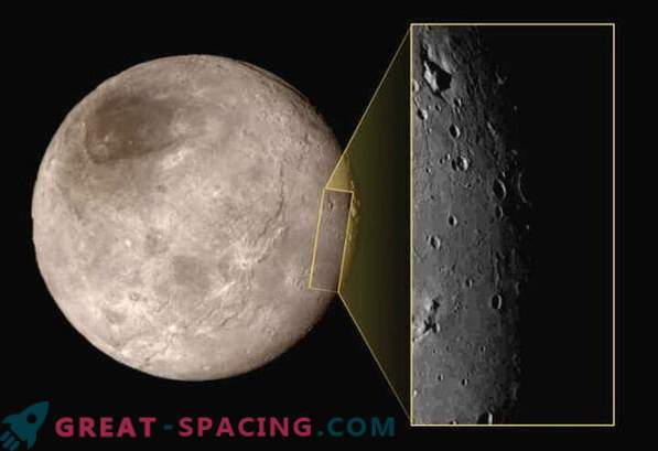 NASA on postitanud uusi fotosid Charonist.