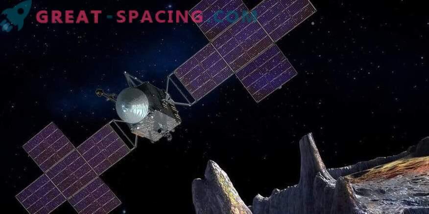NASA plaanib sattuda metallist Psükasse.